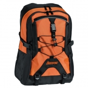 Rucksack CITY EAGLE black / orange